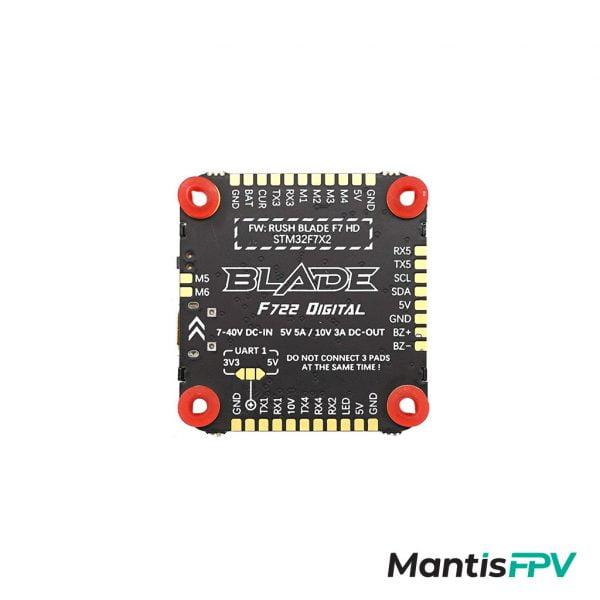 mantisfpv rush blade f722 digital 30x30 aus