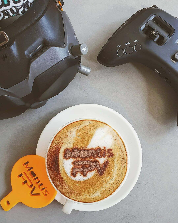 sydney fpv store coffee 3d print