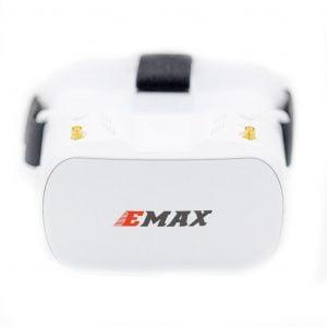 emax 5 8g 48ch diversity fpv goggles with dual antennas 1800mah battery product australia mantisfpv 2