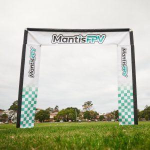 multi gp style race gate pvc vinyl australia mantisfpv 1