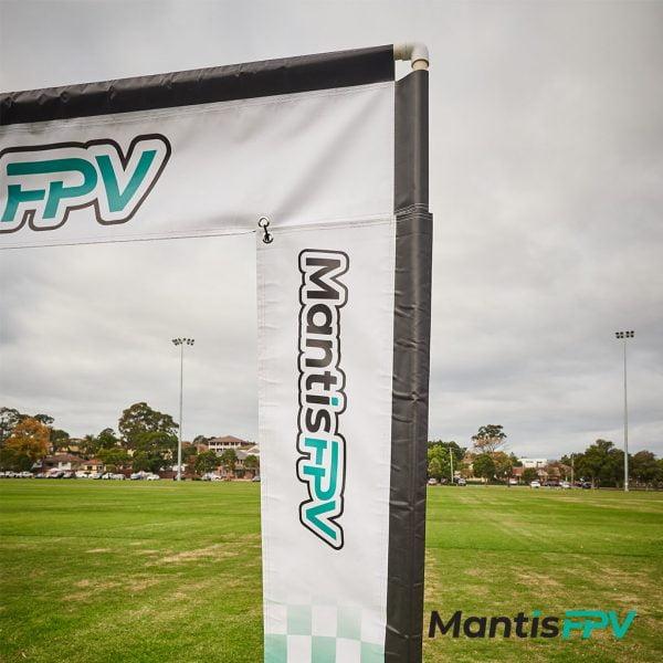 multi gp style race gate pvc vinyl australia material mantisfpv