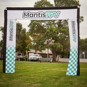 multi gp style race gates oxford fabric mantisfpv 1