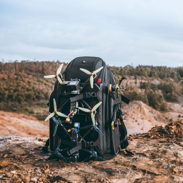 iflight fpv drone backpack mantisfpv design