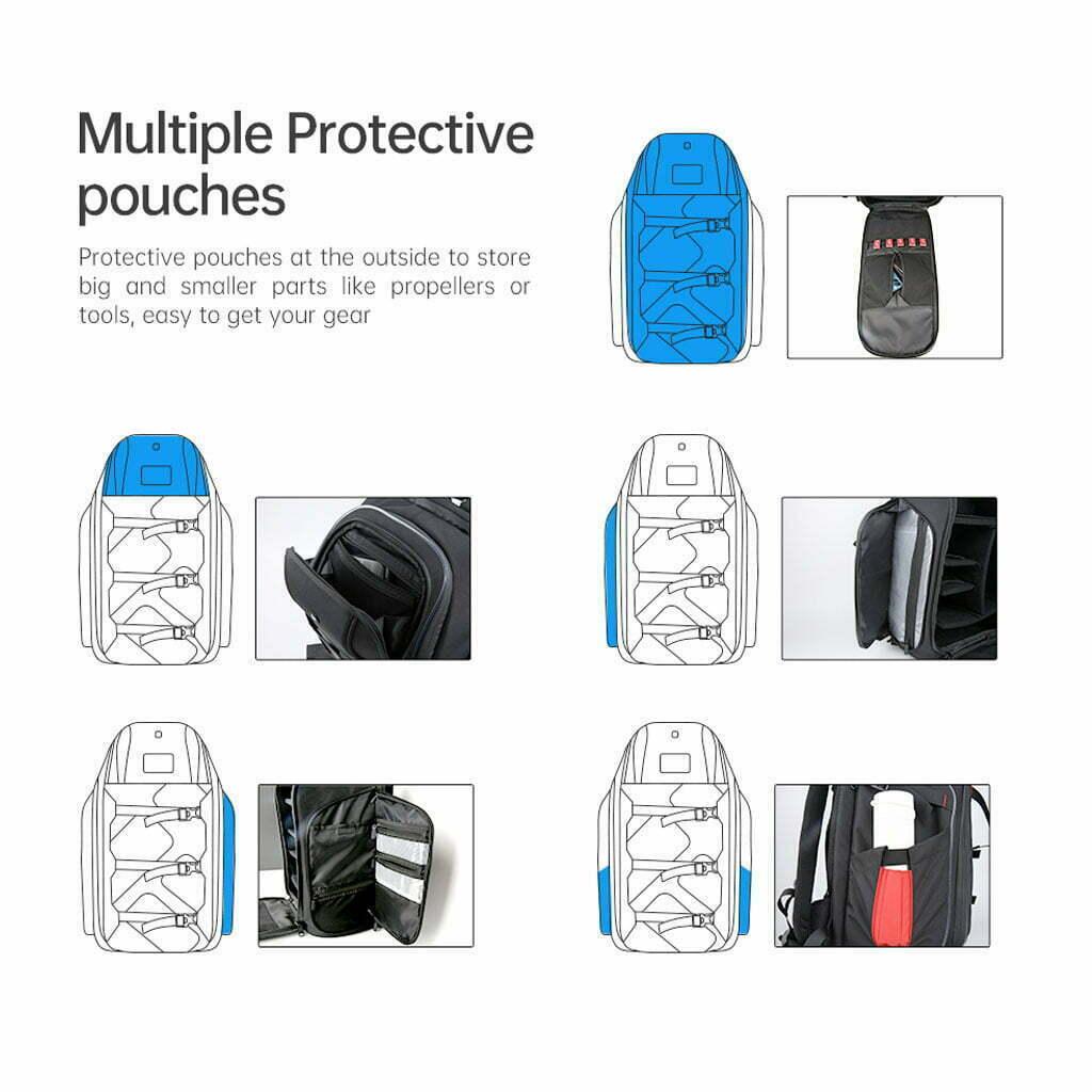 iflight fpv drone backpack mantisfpv protection australia
