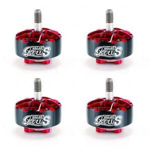 hglrc aeolus 2306 5 1900kv brushless motor set of 4
