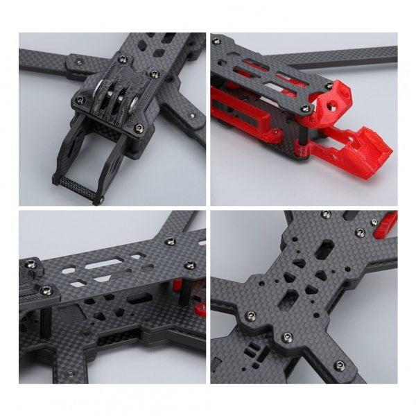 iflight chimera7 long range fpv frame kit features mantisfpv australia
