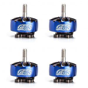 HGLRC Aeolus 2207.5 1950KV Motors blue Set of 4