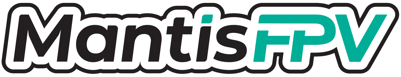 MantisFPV logo sticker 1500w 2021