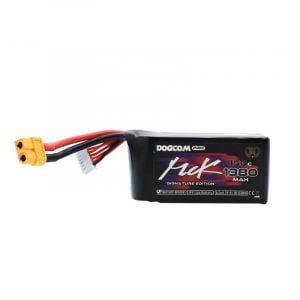 dogcom 150c 6s 1380mah 22 2v lipo battery mantisfpv australia